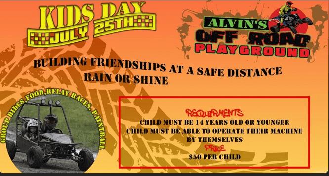 Kids day 07-25-2020