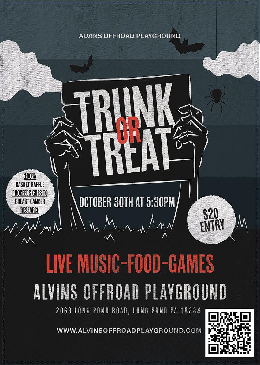 trunk treat flyer2